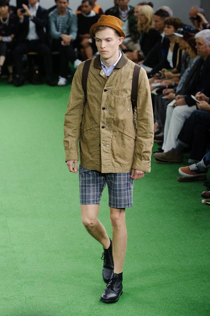 SS14 Paris Junya Watanabe001_Adrian Bosch(fashionising.com)