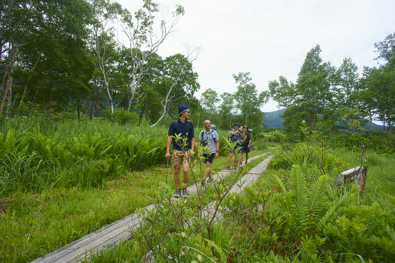 DSC06587 Oze:Mt.Shihutsu Hike