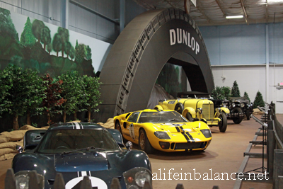 Simeone Automotive Museum: America at Le Mans