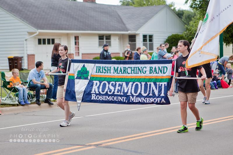 RHS Marching Band // © Tina Vega Photography