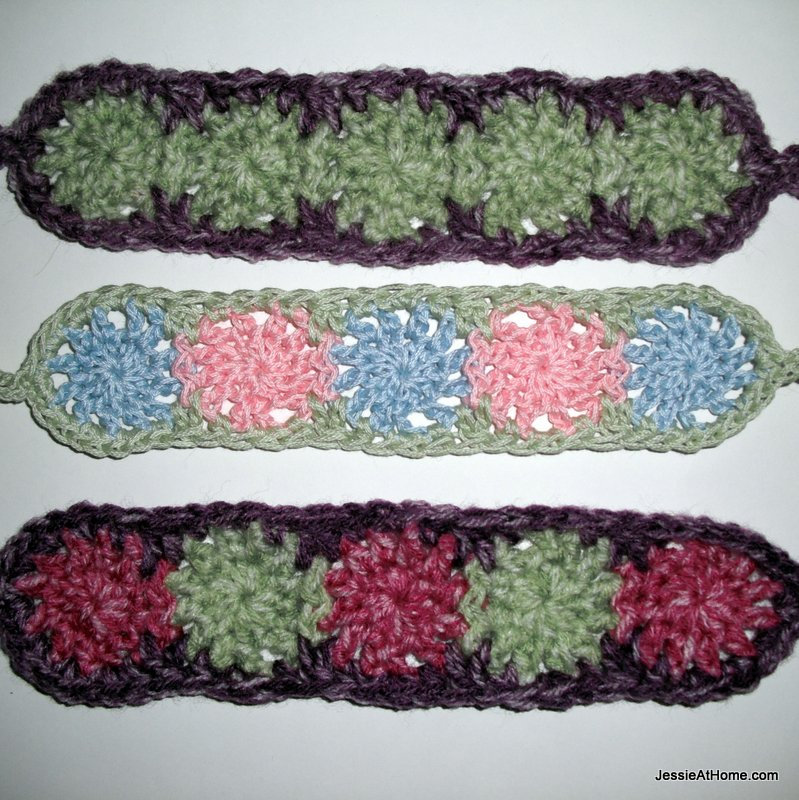 Free-crochet-dotted-headband-pattern-color-combos