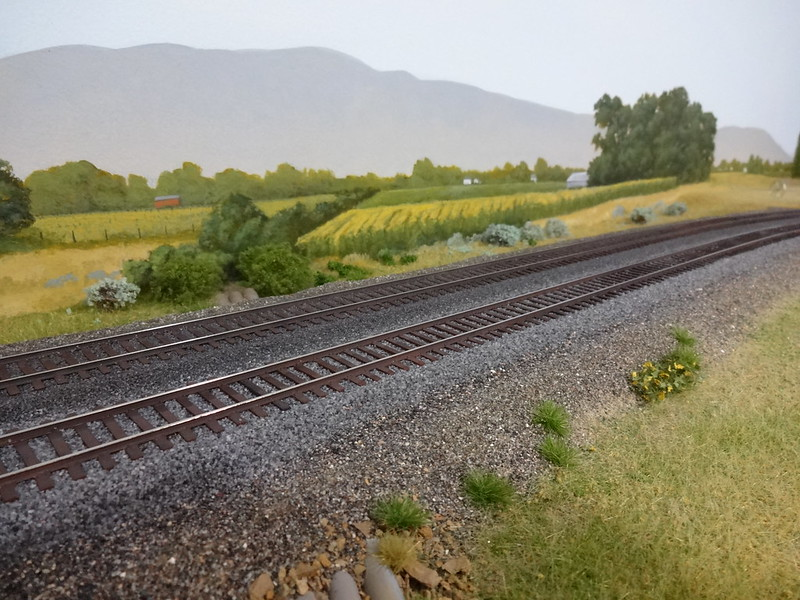 Weathering Track Colours Paint To Use Model Railroader