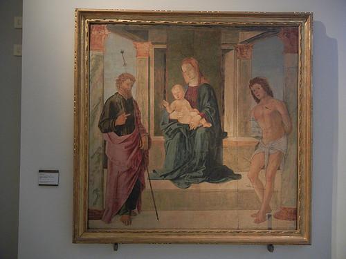 DSCN3336 _ Pinacoteca Nazionale di Bologna, 16 October