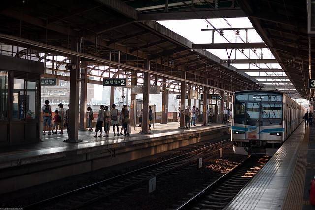 Kamiotai Station