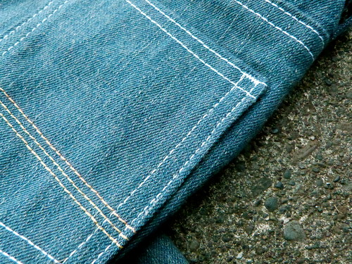 Forever In Blue Jeans: Back Pocket