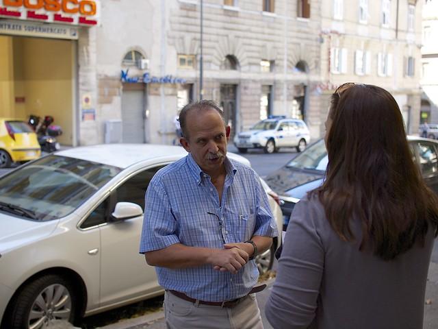 Trieste - Raccolta delle firme in carcere