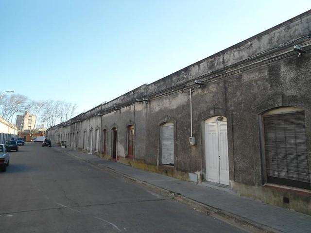 Casas de los obreros