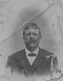 Louis Bongard, Nièvre. France. vers 1920. Agriculteur