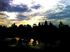 Good morning Angkor #siemreap #cambodia