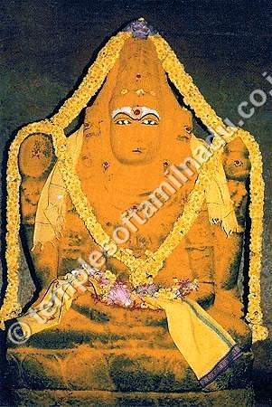 Brahma at Thirupattur