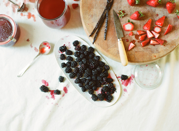 Fruity Vinegars from Food52