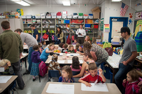 Ellie's Classroom