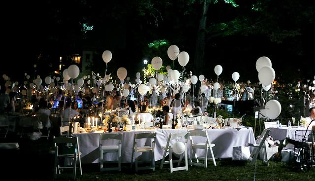 Diner en Blanc 2013