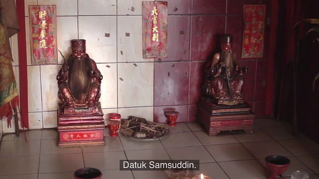 Datuk Gong trailer - Fact 4