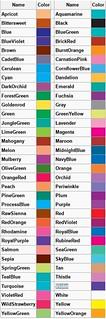 latex colors