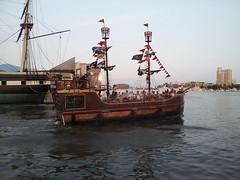 Baltimore Inner Harbor, May 25, 2012