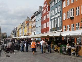 Copenhague - Nyhavn street