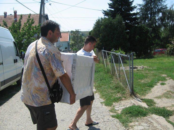 Podrška integracije IRL sa Kosova 2008.