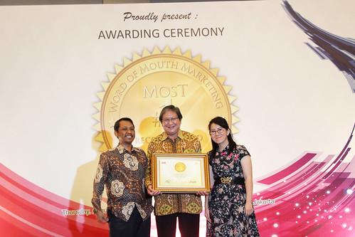 Word of Mouth Marketing Award 2013