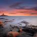 Sunset to the Cap Dramont #14 ~ Var / France ~ by Yannick Lefevre