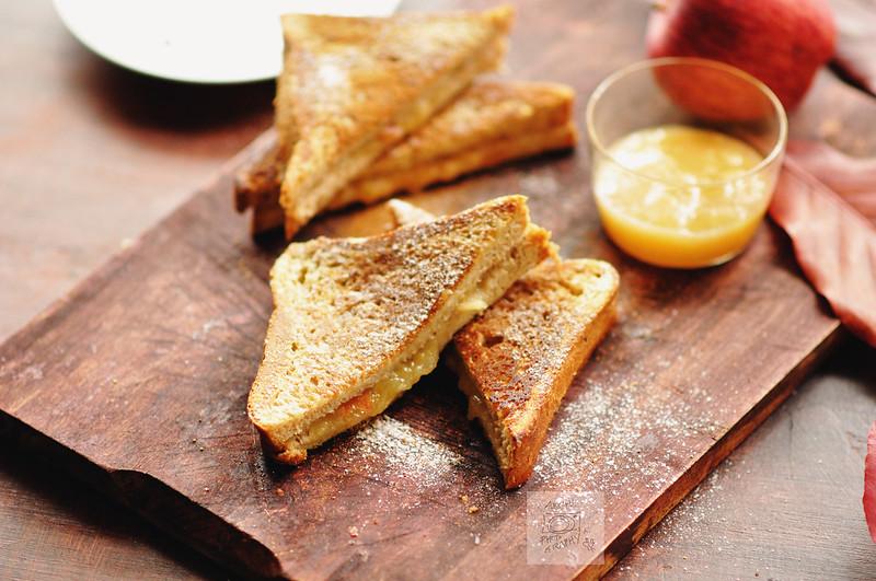Day 252.365 – Apple Pie Sandwich