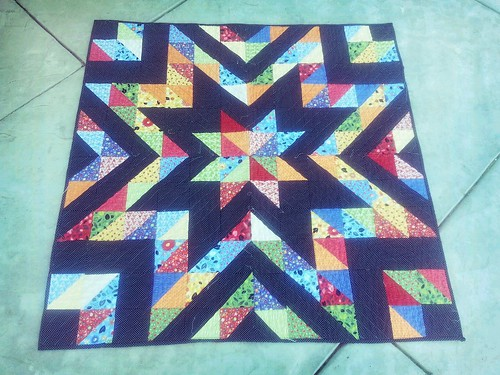 boys and girls club charity quilt