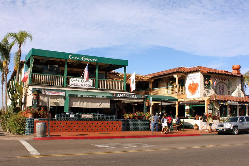 Cafe Coyote Mexican Restaurant