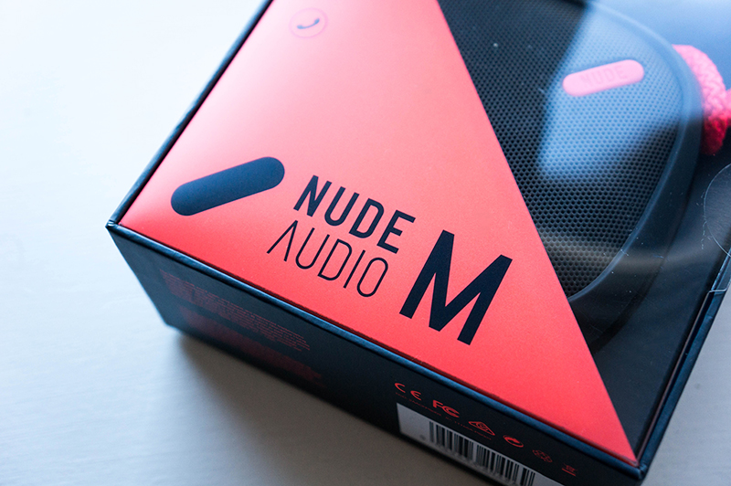 NudeAudio Move M Portable Bluetooth Speaker Box | www.latenightnonsense.com