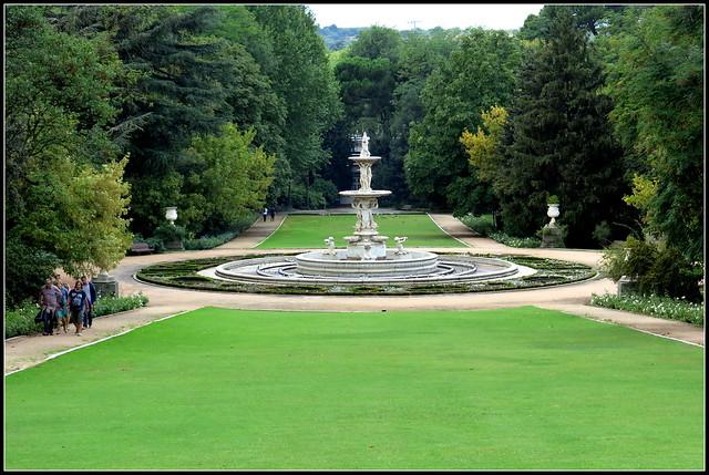 Jardines del campo del moro flickr photo sharing for Imagenes de jardines exoticos
