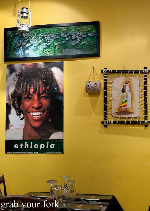 Jambo Jambo Ethiopian African Restaurant Crows Nest