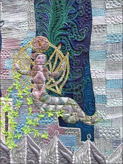 Detail #2 of Magical Mermaid's Castle