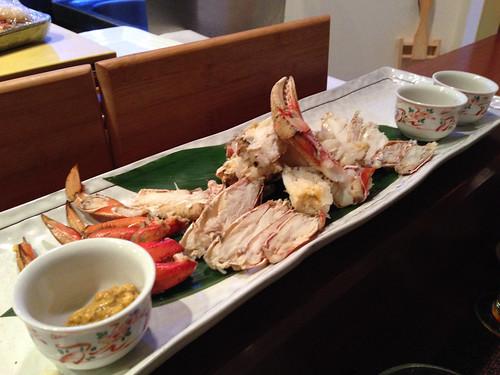 Dungeness Crab w/ Kanimiso
