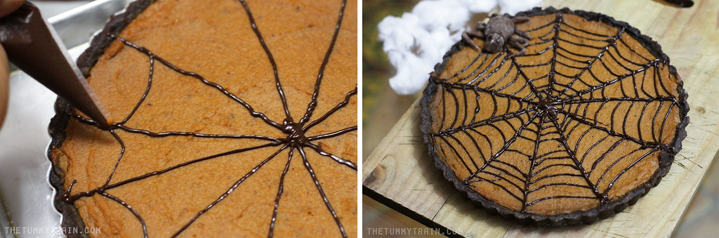 10574663425 97693bf415 b - Of pumpkin pie and spiderwebs