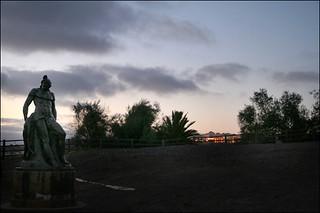 Presidio Park Historical Spots