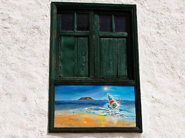 Fuerteventura Painting, Santiago del Teide, Tenerife