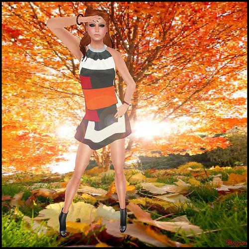 Siria's & Aurablue For Cosmopolitan Sale Room by ♥Caprycia♥