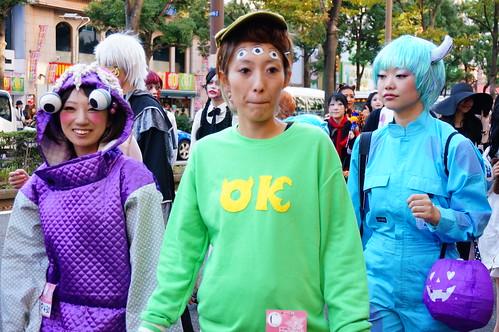 Kawasaki Halloween Parade 2013 97