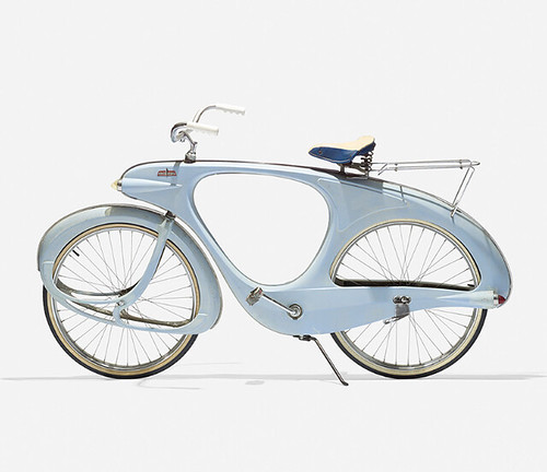Benjamin Bowden, Spacelander Bicycle, 1946:1960