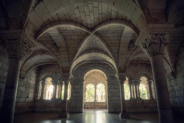 St. Bernard de Clairvaux Prayer Room Front