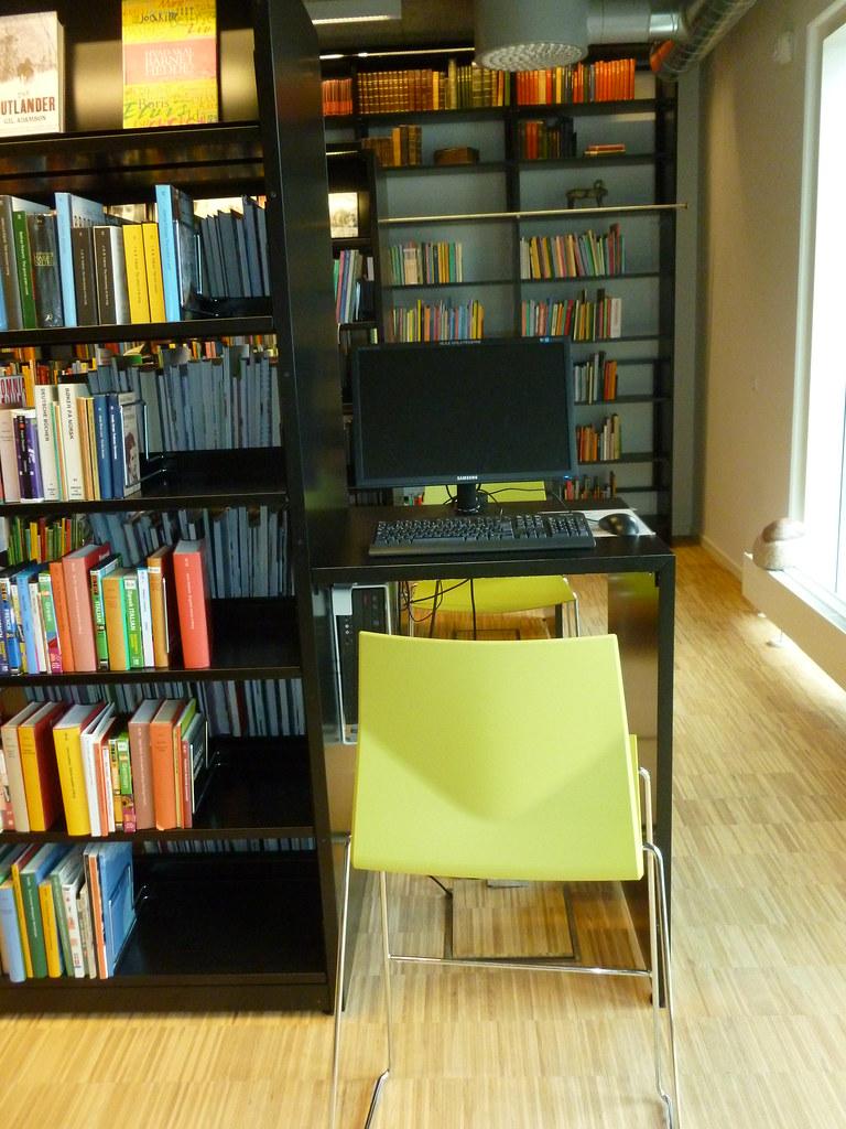 jelling bibliotek