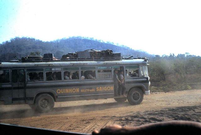 QUI NHON - Nha Trang - SAIGON BUS