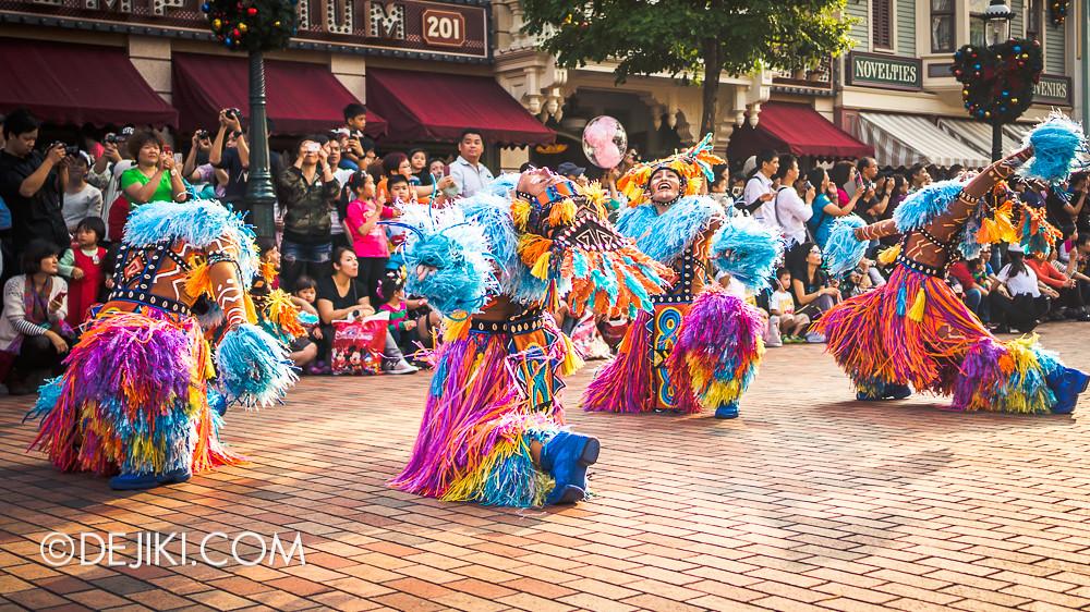 Flights of Fantasy - Tribal Dancers 3