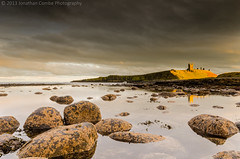 Dunstanburgh Light.