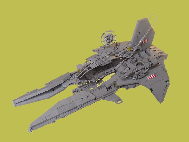 "BCS VV22 ""Kathar"" Starfighter"