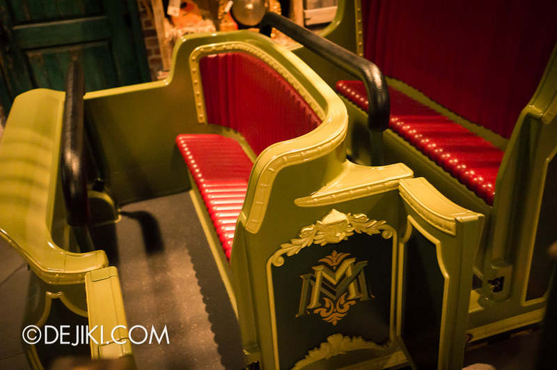 Mystic Manor - Mystic Magneto Carriage 2