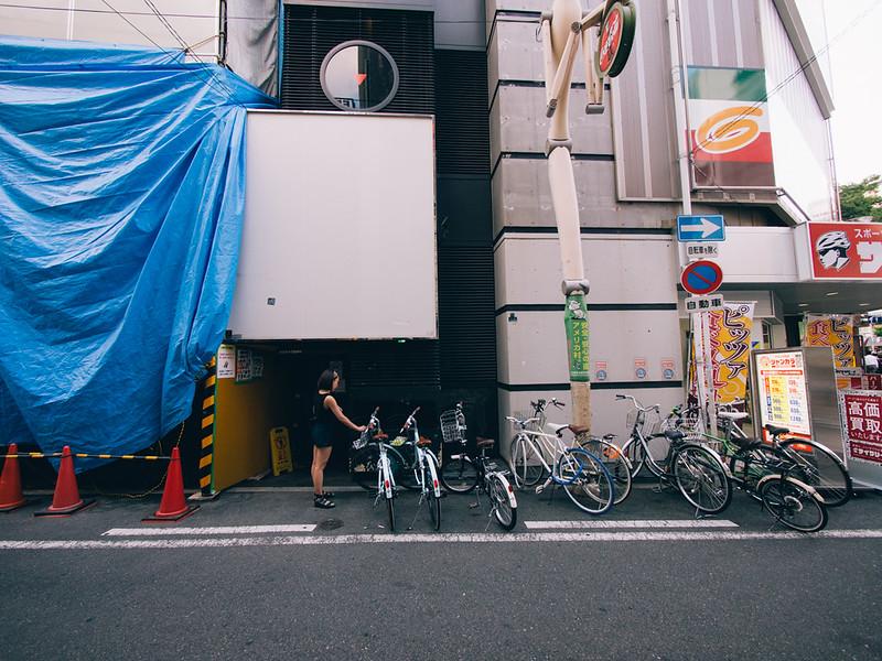 大阪漫遊 【單車地圖】<br>大阪旅遊單車遊記 大阪旅遊單車遊記 11003384474 6572bf92e3 c