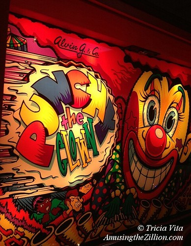 Punchy the Clown by Alvin G. & Co.