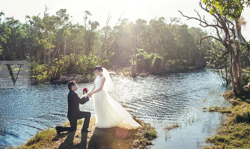 Ảnh cưới đẹp Hồ Cốc - Duy * Bích
