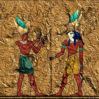 Horus and Pharaoh