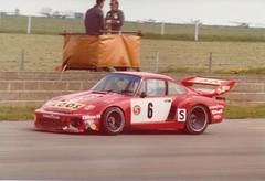 Porshe 935 Silverstone 1977